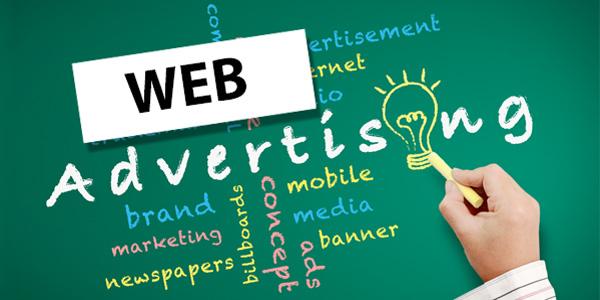 Image result for website advertising